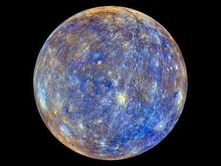 Is Mercury the hottest planet?