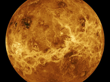 Which planet is the hottest?