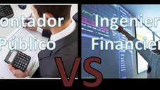 Cual es la diferencia entre un Contador Publico y un Ingeniero Financiero?