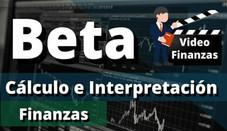 Calcular e interpretar la Beta. Beta Apalancada y Desapalancada. ejemplo ejercicio resuelto en Excel