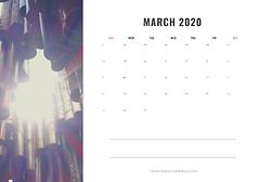 ◆北欧生活◆カレンダー2020年3月(印刷用).png