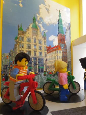 Lego Shop Copenhagen (レゴ ショップ コペンハーゲン)