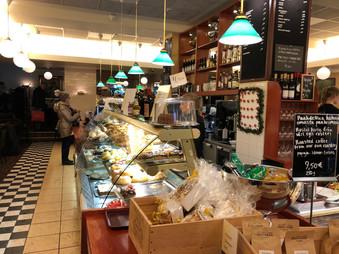 Café Esplanad(カフェ・エスプラナード)