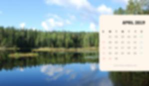 ◆北欧生活◆カレンダー2019年4月(パソコン用).png