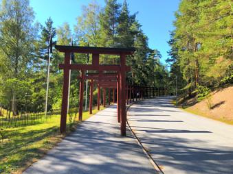 スウェーデンで日本に浸る