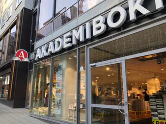 Akademibokhandeln(アカデミーブックハンデン)