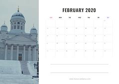 ◆北欧生活◆カレンダー2020年2月(印刷用).png