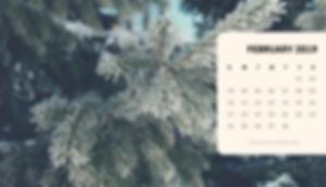 ◆北欧生活◆カレンダー2019年2月(パソコン用).png