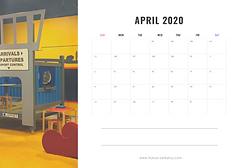 ◆北欧生活◆カレンダー2020年4月(印刷用).png