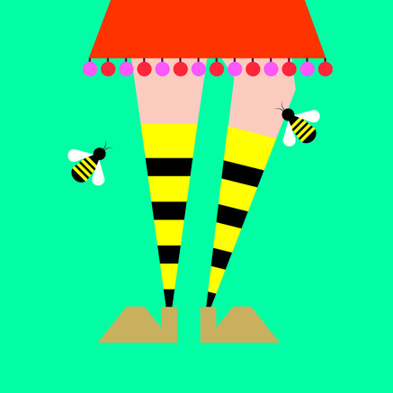 bee outfit