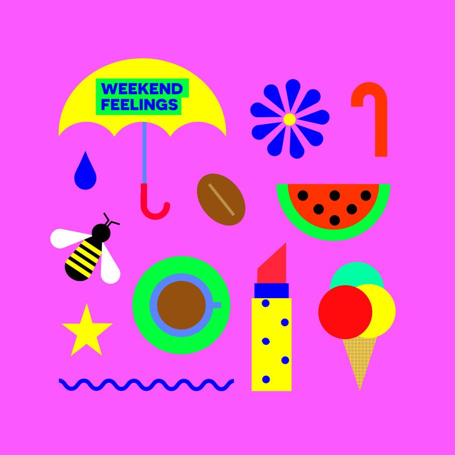 weekendfeelings
