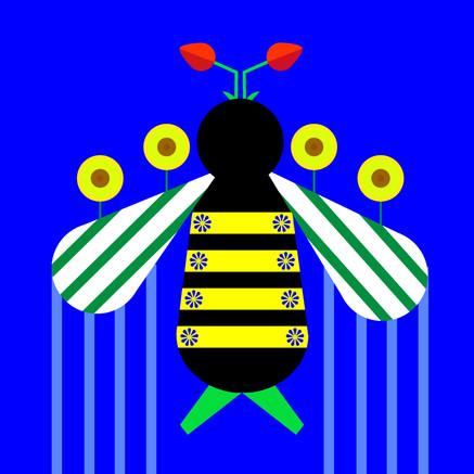 plane bee