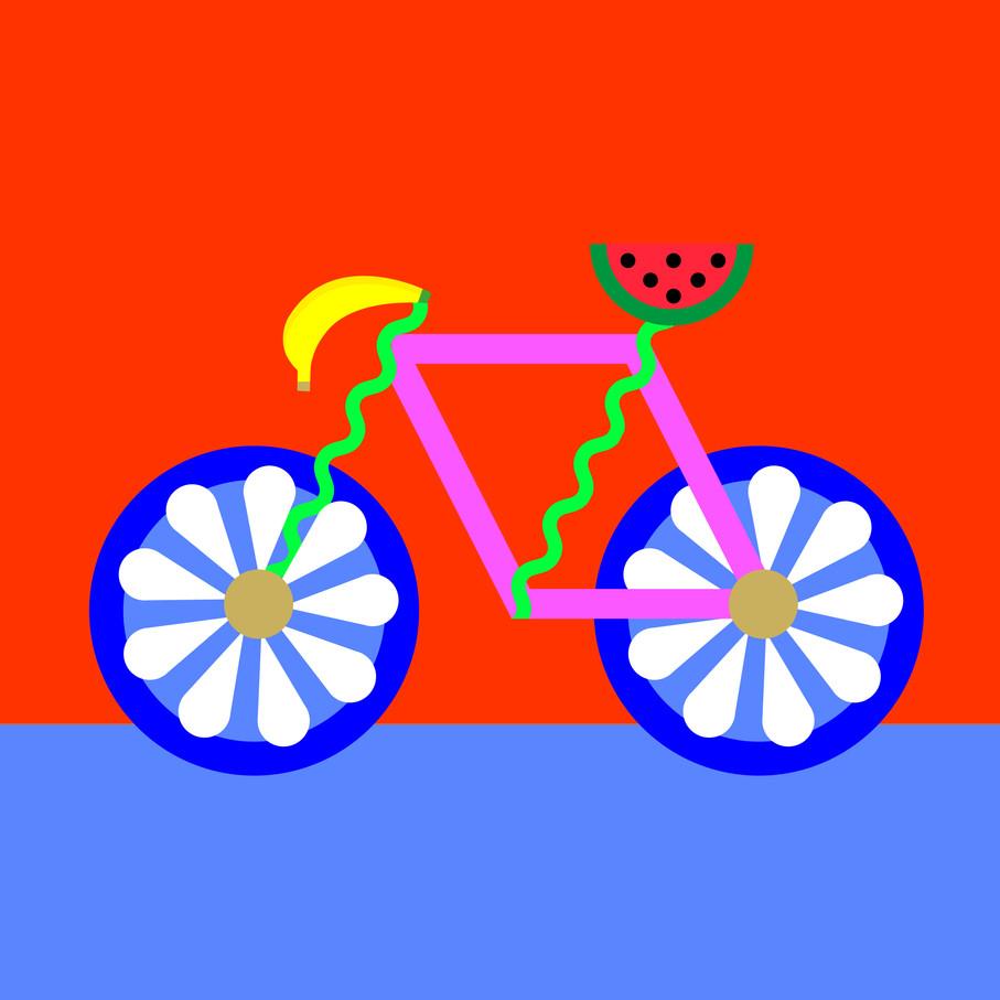 summer bike feelings
