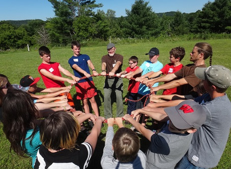 Where Leadership Thrives: Summer Camp And The Hope For The World
