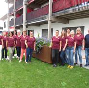 Wir freuen uns auf Sie –  Ihr Tagespflege-Team!