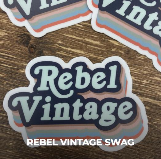 Rebel Vintage Swag