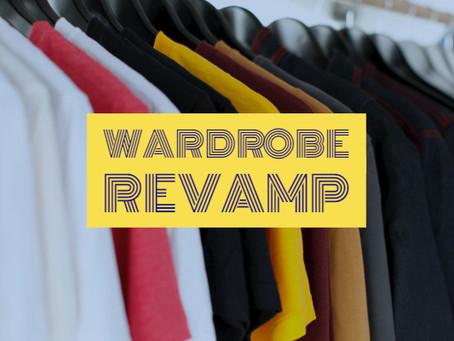 Wardrobe Revamp