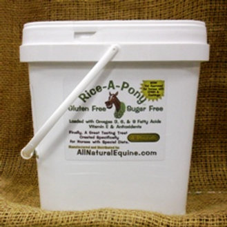 Rice-A-Pony 10 Pound Bucket