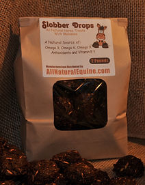 slobber drops horse treats