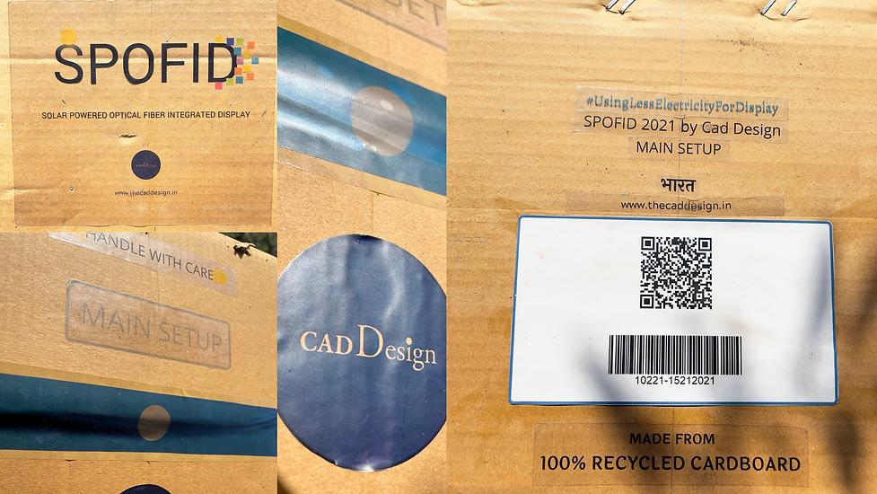 SPOFID 2021 by Cad Design india