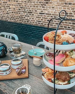 High Tea de Ridderhof