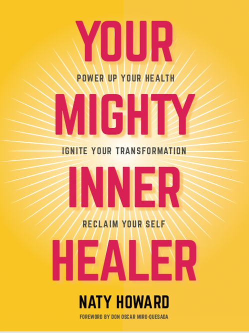 PICK UP - 'Your Mighty Inner Healer'