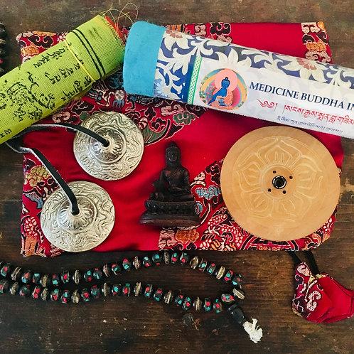 Meditation Set Jhola