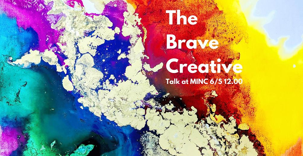The Brave Creative ted talk bild mindre.