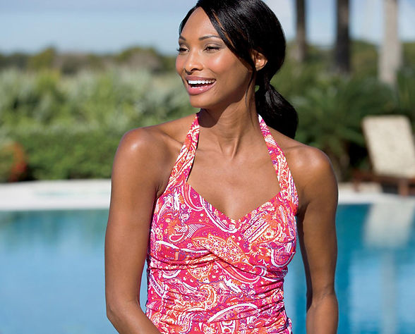 We count on Chadwicks of Boston for the Activewear & Swim Styles that make us Look Great!