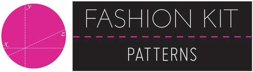 FUSE features Fashion Designer Susan Goldie and her FashionKit 2017 DIY Patterns