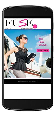 FUSE Fashion Mag Subscription
