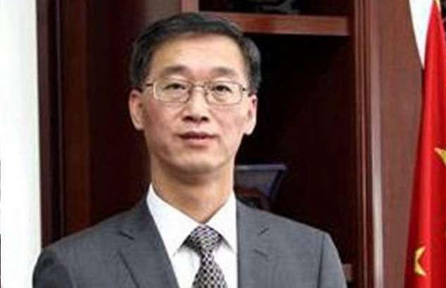 Yao Jing Ambassador of People's Republic of China