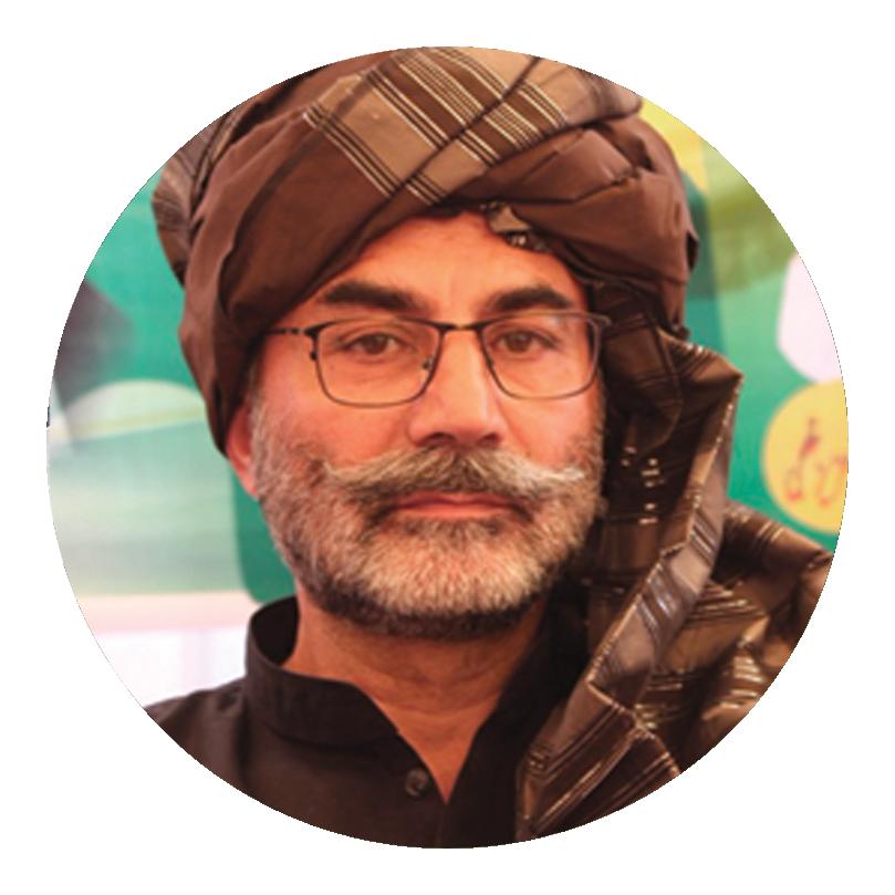 Nawabzada Haji Mir Lashkari Raisani