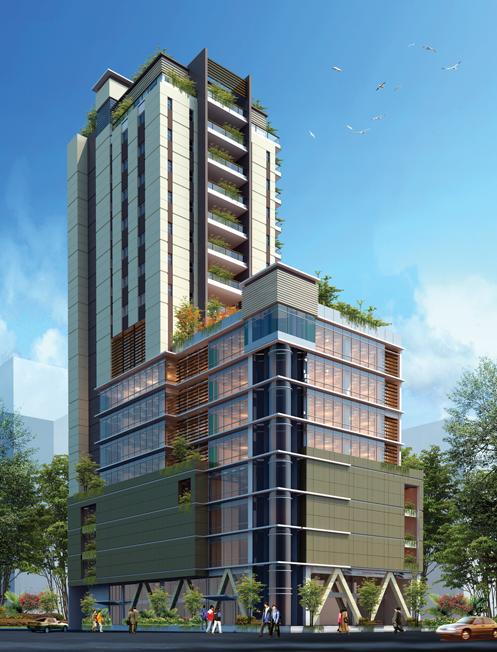 Gwadar Gymkhana Residential Tower