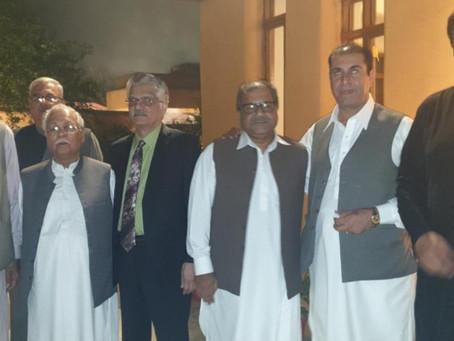 PEMRA dinner in Quetta