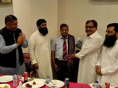 Inauguration of Dental Clinic in Gwadar