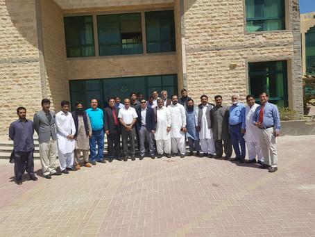 GBDA meeting at GDA.