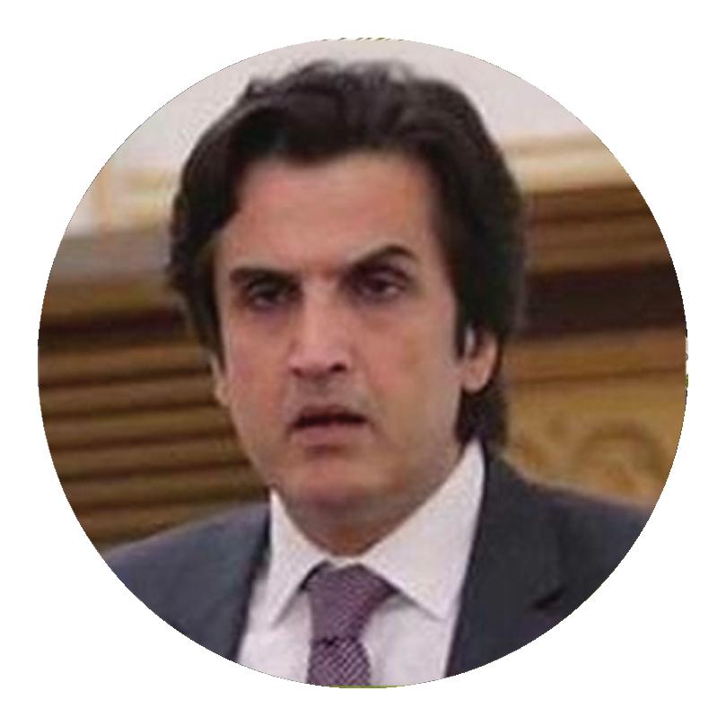 Makhdoom Khusro Bakhtiar