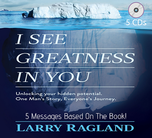 """I See Greatness In You"" (5 CDs)"