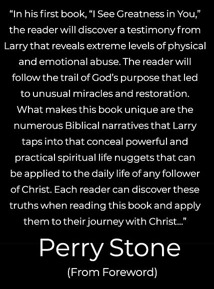Foreword by Perry Stone