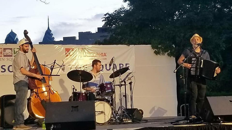 Fish Harmonics at Franklin Square Summer Sounds