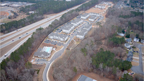 Cherokee Apartments Completion Summer 2021