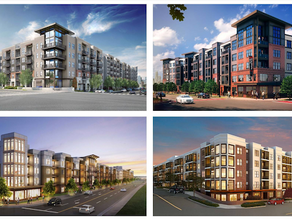 Belle Heights townhome developers seek permit to build second phase
