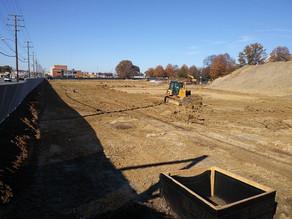 Mixed-use development underway at UMFS campus