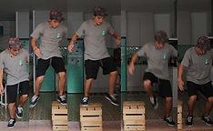 HIIT workout fr skateboarders