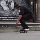 skateboardig warm up