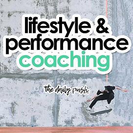 lifestyle & performance coaching program