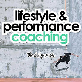 lifestyle & performance coaching program