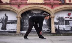 Hamstring stretches for skateboarding