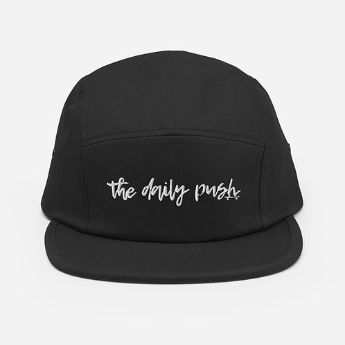 The Daily Push Scripted Five Panel Cap